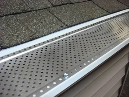 replacement gutters