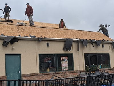 Complete Commercial Roofing Services 1