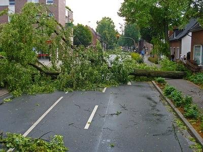Storm Damage Emergency Repairs